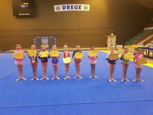 Dreux GR coupe formation 13