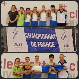 FRANCE UNSS 1